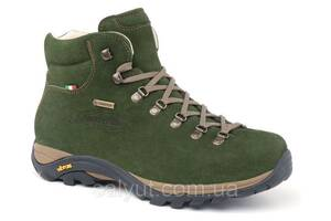 Ботинки Zamberlan New Trail Lite Evo GTX, Зелёный (43)