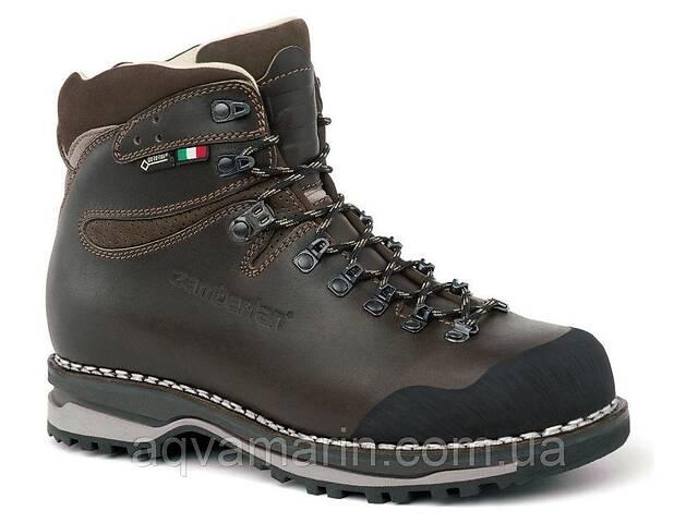 Ботинки Zamberlan Tofane, Тёмно-коричневый (45)- объявление о продаже  в Львові