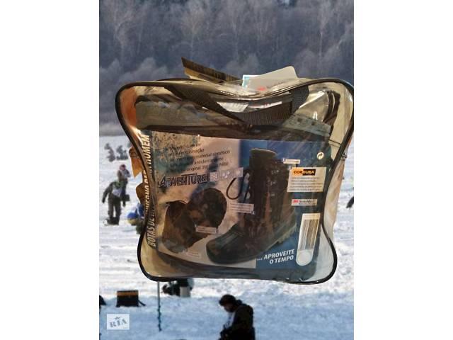 купить бу Ботинки зимнии для мужчин (Сноутсы). в Киеве