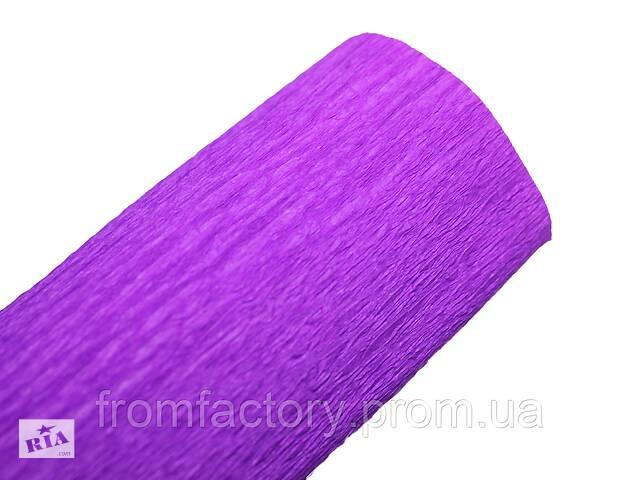 купить бу Бумага Гофрированная разные цвета (2.5 м/50см/0.54мм):40 в Харькове