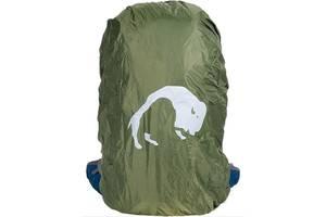 Чехол-накидка для рюкзака Tatonka  RAIN FLAP M cub из нейлона, зеленый, на 55 л. TAT 3109.036