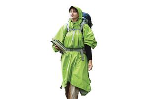 Дощовик-тент Sea To Summit Tarp Poncho Green (STS APONCHOGN)