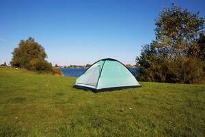 Двухместная туристическая палатка VESTMARKA