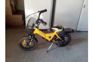 Дитячий велосипед на 3-4 роки б.у з Європи