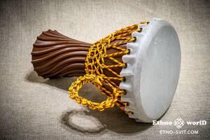 """Джембе барабаны ручной роботы, Djembe drum - 8"""", 10"""", 12"""", 14"""" (разные размеры джембе)"""