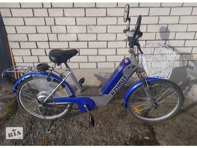 бу Електро Велосипед 500w в Калиновском (Калининское)