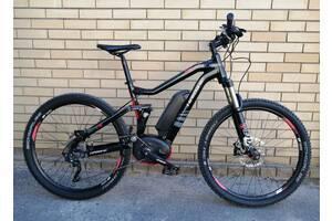 "Электро велосипед E-bike Haibike Xduro FS RS 27,5"" Bosch 350W. Срочно!"