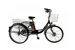 Электровелосипед дорожный трехколесный 24 Kelb.Bike 350W PAS Original