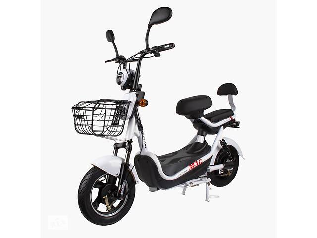 продам Электрический Скутер CITY 350W/48V Новый Белый бу в Сумах