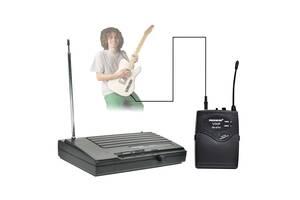 Freeboss FB-GT01 VHF беспроводной гитарный микрофон Гитарные