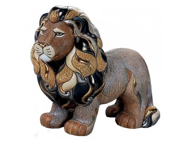 Фигурка De Rosa Rinconada Large Wildlife Лев - Король Джунглей (лим.вып. 2000 шт) Dr451-44 коричневый- объявление о продаже  в Киеве