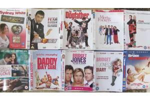 Фільми на англ. мовою на DVD дисках! Суми!