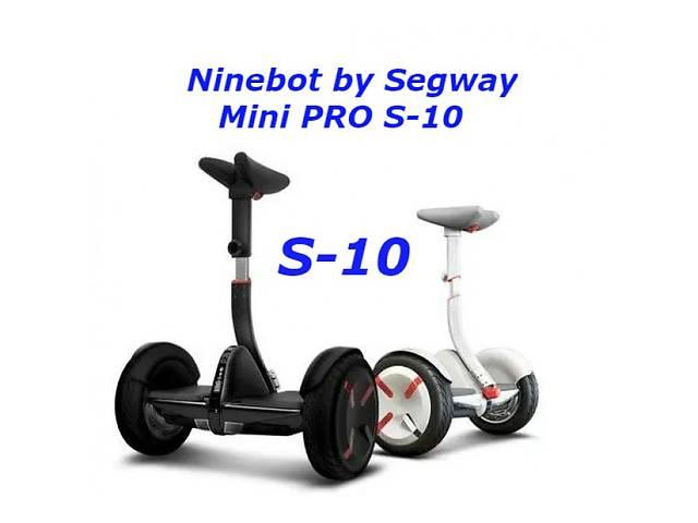 Гіроскутер Ninebot by Segway Mini PRO S-10 Xioami мини сигвей- объявление о продаже   в Украине