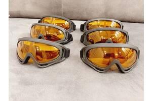 Горнолыжная маска для сноуборда или лыж