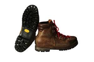 Горные  ботинки. Размер 47/30.7 см. Альпинизм, горный туризм.