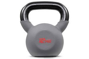 Гиря металлическая Hop-Sport 12 кг HS-I012KB