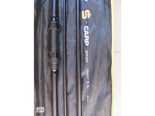 Карповое удилище Flagman S-Carp Spod 3.90м 5lb