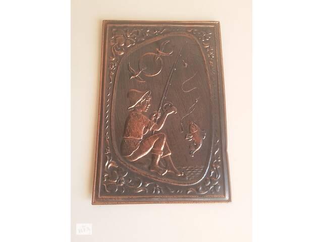 продам картина чеканная бу в Днепре (Днепропетровск)