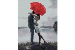 Картины по номерам - Алмазная мозаика - Романтика