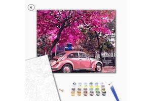 Картини за номерами Brushme в коробці 40*50 см.