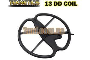 Котушка 13DD для металошукача Teknetics Alpha/Delta/Gamma/Omega/Eurotek PRO