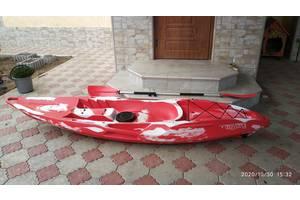 Каяк KOLIBRI OnWave-300 красно-белый
