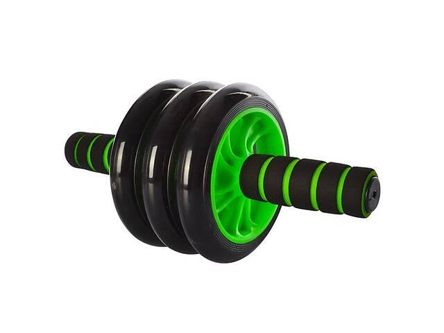 Колесо для мышц пресса Ms 0873 green- объявление о продаже  в Харькове