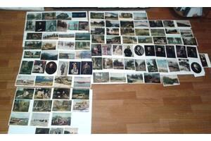 Коллекция почтовых открыток времен СССР