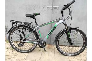 """Комфортный городской велосипед с багажником 26"""" ARDIS COLT AL 2021 (6 speed)"""
