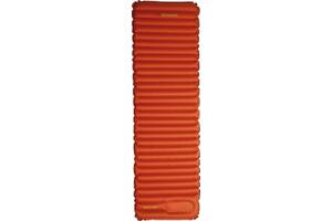 Надувной коврик Pinguin Skyline Large оранжевый