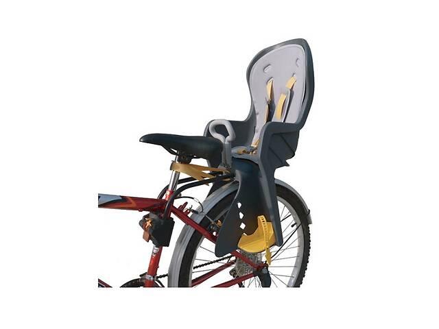 продам Кресло детское для велосипеда с ограничительной ручкой, крепление сзади TILLY Safe Road T-832 (2 цвета) бу в Львове