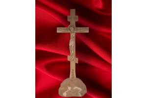 Крест на подставке №4