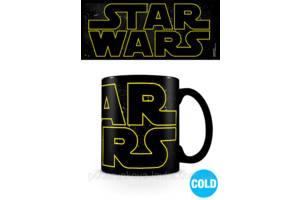 Кружка тепловая Star Wars (Logo Characters) / Звёздные войны