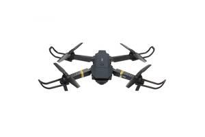 Квадрокоптер D18 DRONE + Камера спостереження WIFI Чорний