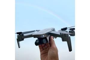 Квадрокоптер дрон SG907 Pro, 2-х осьовий стабілізатор, 4К камера+сумка