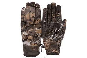 Легкие охотничьи перчатки Huntworth  DWR (Disruption®)