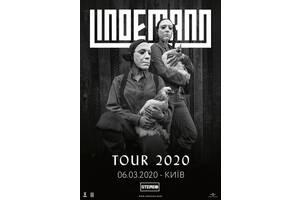 Lindemann Київ 06.03.2020 квитки, фан-зона