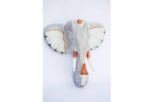 Маска деревянная настенная слон 50 см BST530212