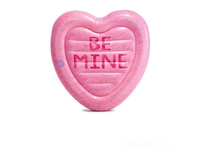 продам Матрас Карамельное сердце, розовый Intex (58789) бу в Запорожье