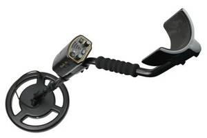 Металлоискатель грунтовой ручной Smart Sensor AR944M, черный