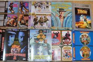 Мультфильмы, комедии, мелодрамы, блокбастеры, историко-приключенческие, фантастика на DVD дисках