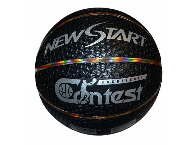 бу Мяч баскетбольный Newstart NS470 Имитация покрышки Size 7 Black (spr_09042) в Киеве