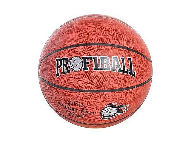 продам М'яч баскетбольний PROFIBALL EV 3158 розмір 7 ПВХ 8 панелей (int_EV 3158) бу в Києві