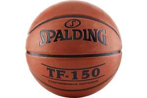 Мяч баскетбольный Spalding TF-150 Outdoor Fiba Logo Size 5 SKL41-238074