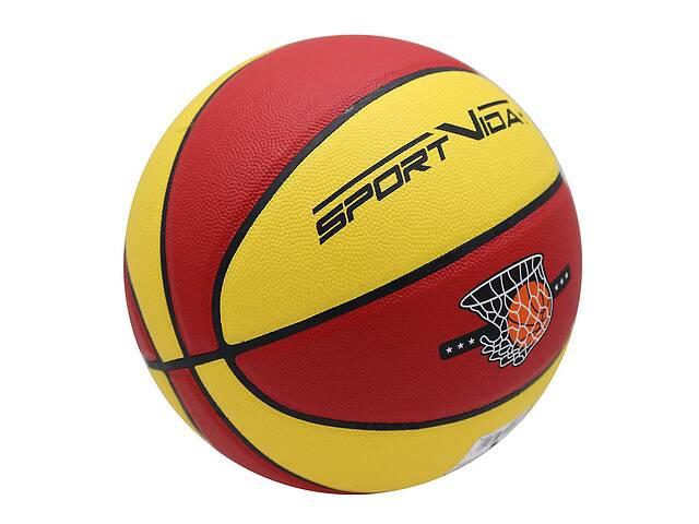 бу Мяч баскетбольный SportVida Size 7 SKL41-291277 в Харкові