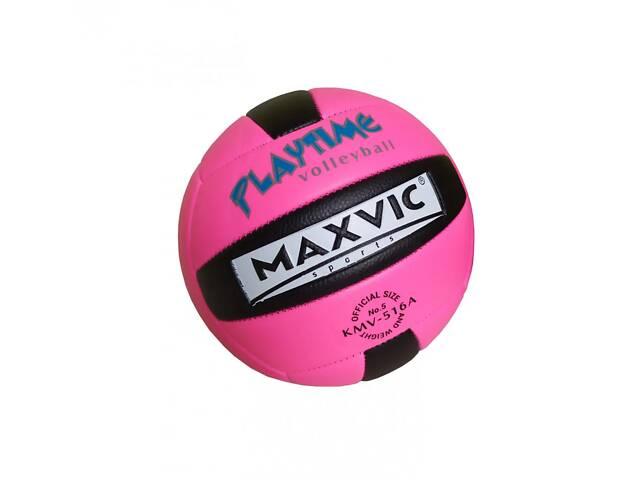 Мяч волейбольный  BT-VB-0053 Foam (Розовый)