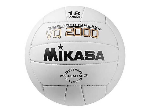 Мяч волейбольный World Sport Mikasa G14 White SKL11-282530- объявление о продаже  в Одессе