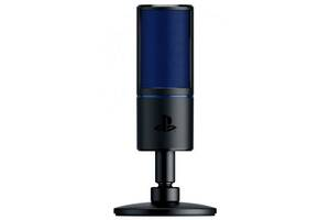 Микрофон Razer Seiren X PS4 Black/Blue (RZ19-02290200-R3G1)