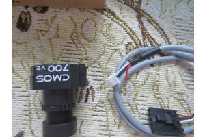 Міні камера FatShark 700TVL CMOS FPV Camera V2 NTSC/PAL