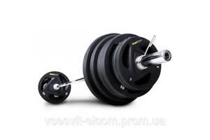 Набір олімпійський SmartGym 157kg + HS-1090